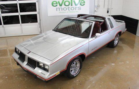 1984 Oldsmobile Cutlass na prodej