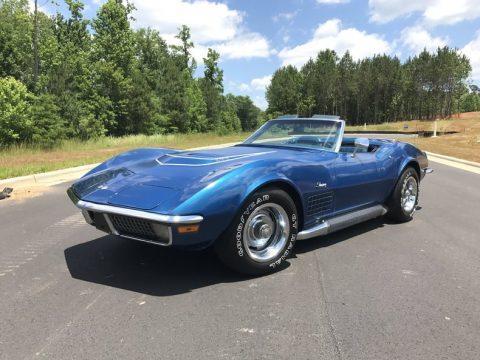 1971 Chevrolet Corvette na prodej