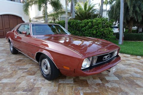 1973 Ford Mustang na prodej