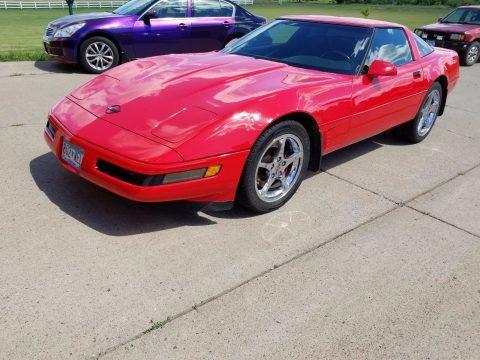 1995 Chevrolet Corvette na prodej