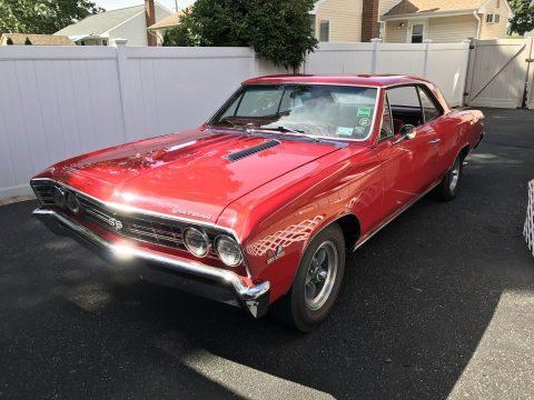 1967 Chevrolet Chevelle SS na prodej