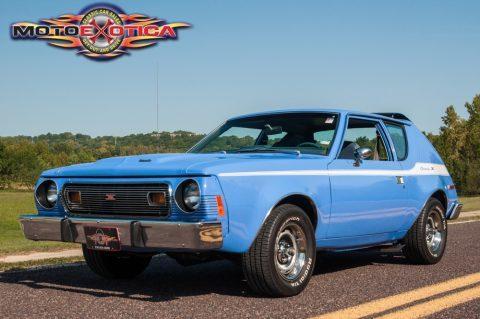 1974 AMC Gremlin X na prodej