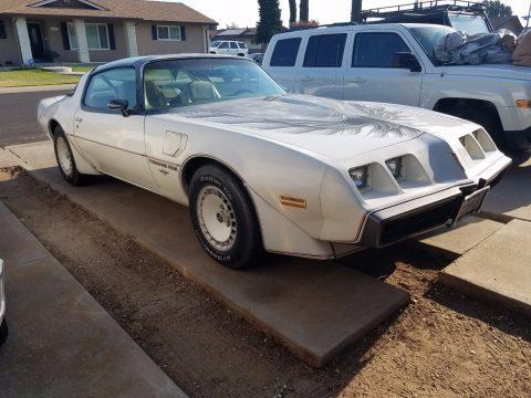 1980 Pontiac Trans Am na prodej