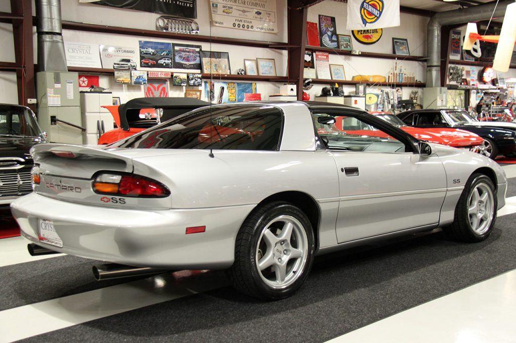 1997 Chevrolet Camaro Z/28