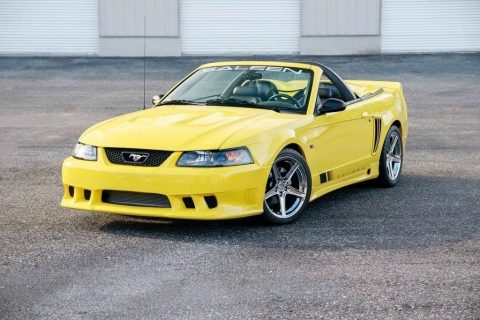 2002 Ford Mustang na prodej