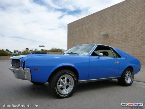 1969 AMC AMX na prodej
