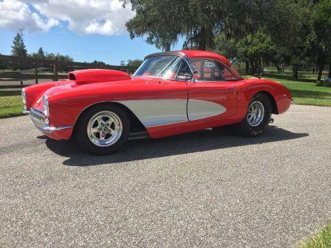 1956 Chevrolet Corvette na prodej
