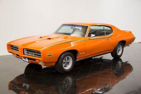 1969 Pontiac GTO na prodej