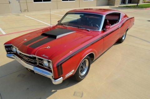 1969 Mercury Cyclone na prodej