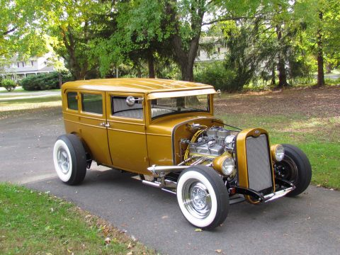 1928 Ford Model A na prodej