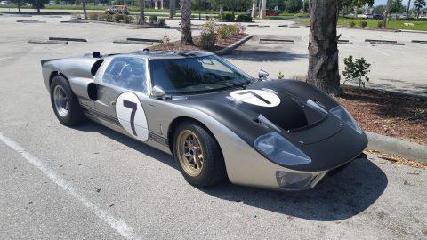 1966 Ford GT40 na prodej