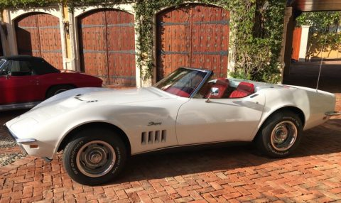 1969 Chevrolet Corvette Stingray na prodej