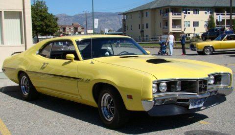 1970 Mercury Cyclone Spoiler na prodej