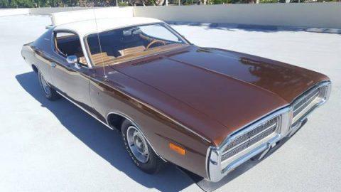 1972 Dodge Charger na prodej
