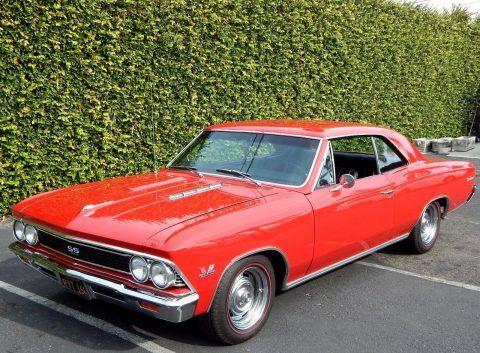 1966 Chevrolet Chevelle SS na prodej