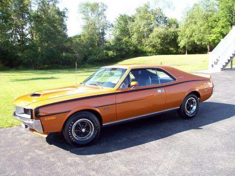 1970 AMC Javelin SST na prodej