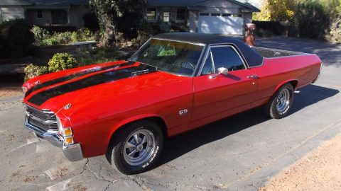 1971 Chevrolet El Camino SS na prodej