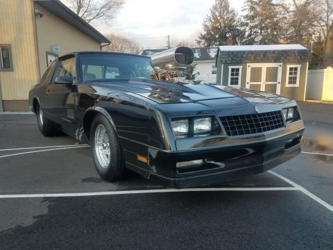 1987 Chevrolet Monte Carlo na prodej