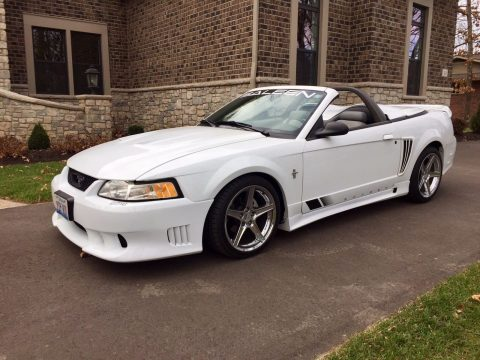 2000 Ford Mustang Saleen na prodej