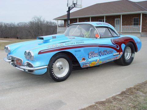 1960 Chevrolet Corvette na prodej