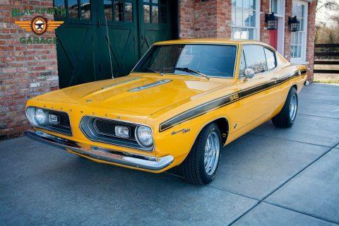 1967 Plymouth Barracuda na prodej