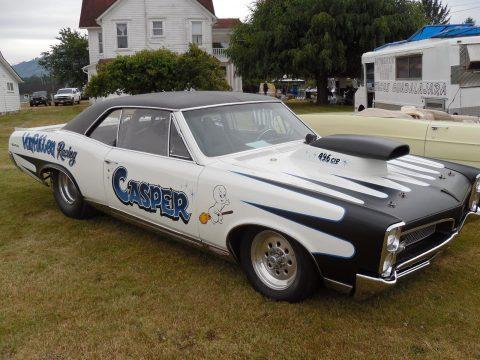 1967 Pontiac GTO na prodej
