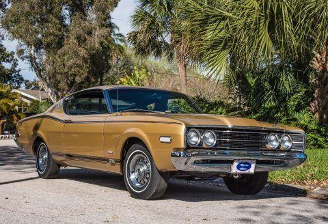 1968 Mercury Cyclone GT na prodej