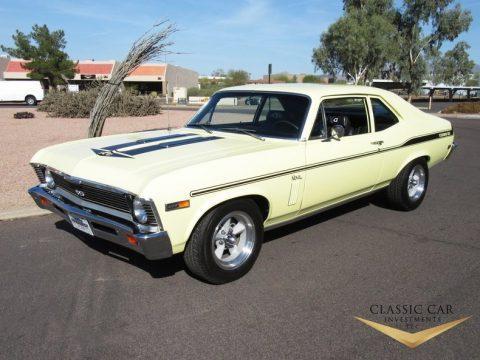 1969 Chevrolet Nova na prodej