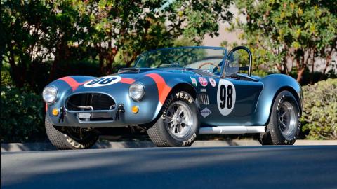 1964 AC Shelby Cobra na prodej