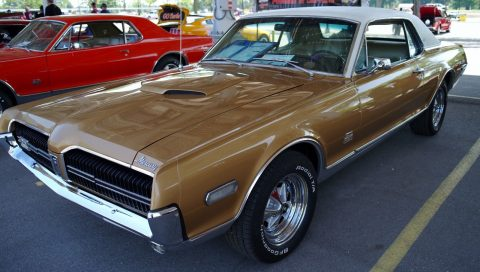 1968 Mercury Cougar na prodej