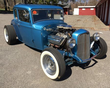 1932 Ford Coupe 5 Window na prodej