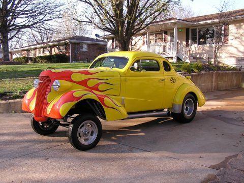 1937 Chevrolet Coupe na prodej