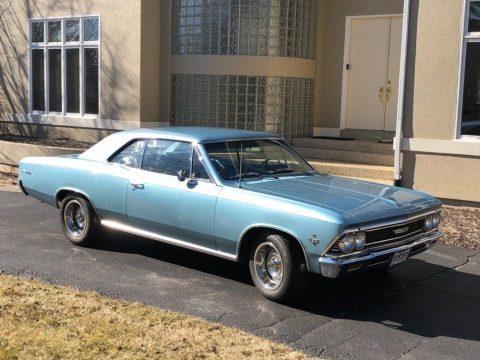 1966 Chevrolet Chevelle na prodej