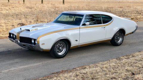 1969 Oldsmobile 442 na prodej