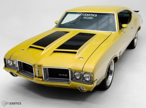 1971 Oldsmobile 442 na prodej