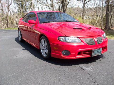 2005 Pontiac GTO na prodej