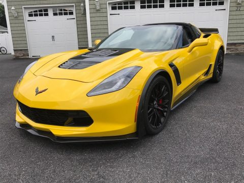 2015 Chevrolet Corvette na prodej