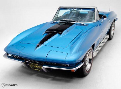 1967 Chevrolet Corvette Stingray na prodej