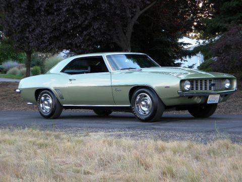 1969 Chevrolet Camaro na prodej