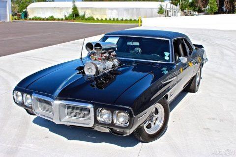 1969 Pontiac Firebird na prodej