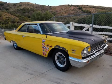 1963 Ford Galaxie na prodej