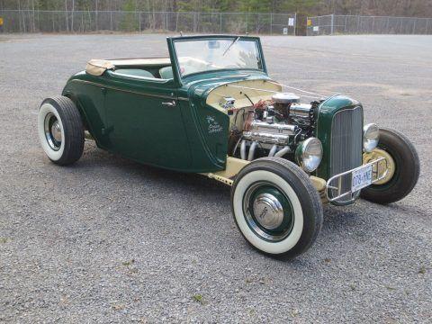 1934 Ford Roadster na prodej