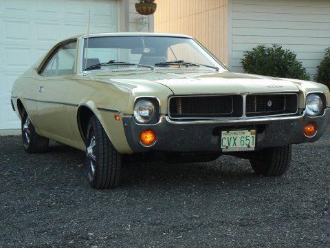 1969 AMC Javelin na prodej