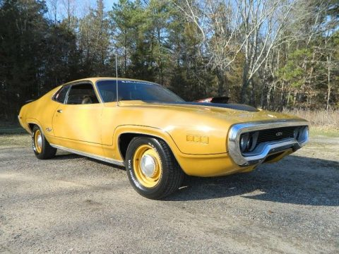 1971 Plymouth GTX na prodej