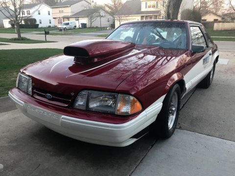 1987 Ford Mustang na prodej