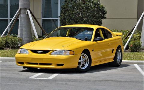 1995 Ford Mustang GT na prodej