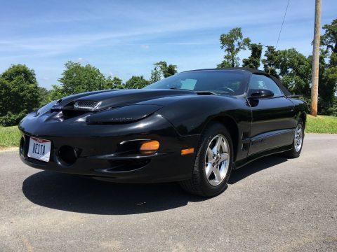 1998 Pontiac Trans Am na prodej