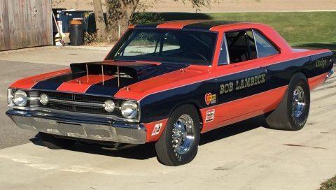 1968 Dodge Dart na prodej