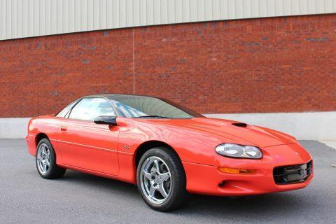 1999 Chevrolet Camaro SS na prodej