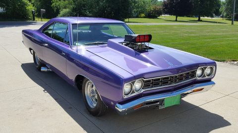 1968 Plymouth Road Runner na prodej